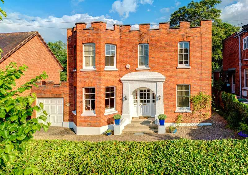 4 Bedrooms Detached House for sale in St. Marks Road, Henley-on-Thames, Oxfordshire, RG9