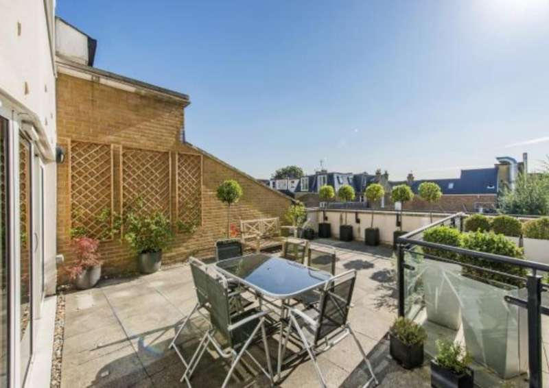 1 Bedroom Flat for sale in 1 Brewhouse Lane, Putney, London, SW15