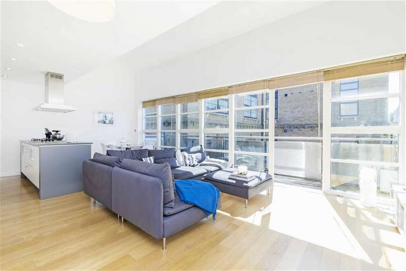 2 Bedrooms Flat for sale in Candlemakers Apartments, London, SW11