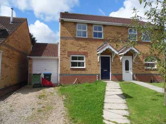 3 Bedrooms Semi Detached House for sale in Thornhill Close, Shildon, Durham, DL4 1FL