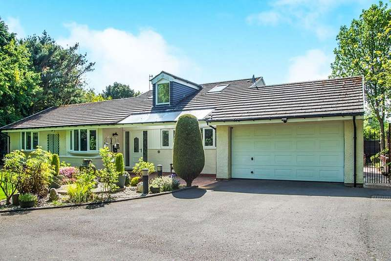 4 Bedrooms Detached House for sale in Cornmoor Road, Whickham, Newcastle Upon Tyne, NE16