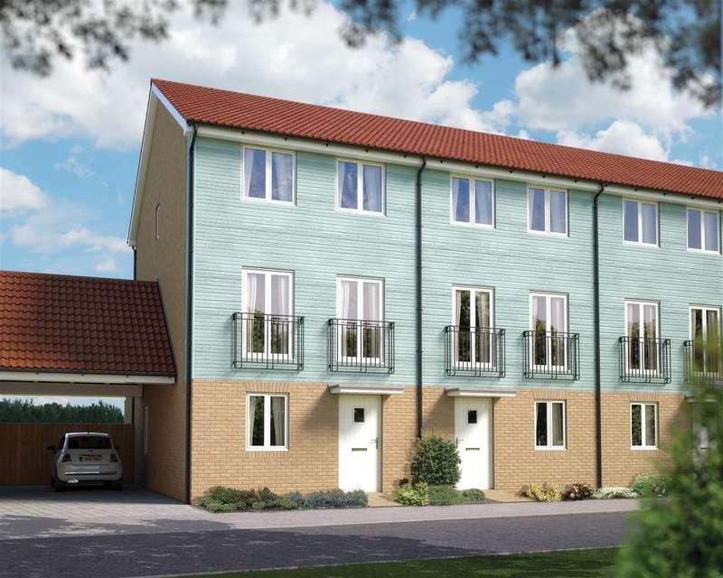 4 Bedrooms Semi Detached House for sale in The Harrogate, Morris Gardens, Soham