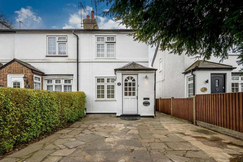 2 Bedrooms House for sale in Windmill Lane, Bushey Heath, Bushey