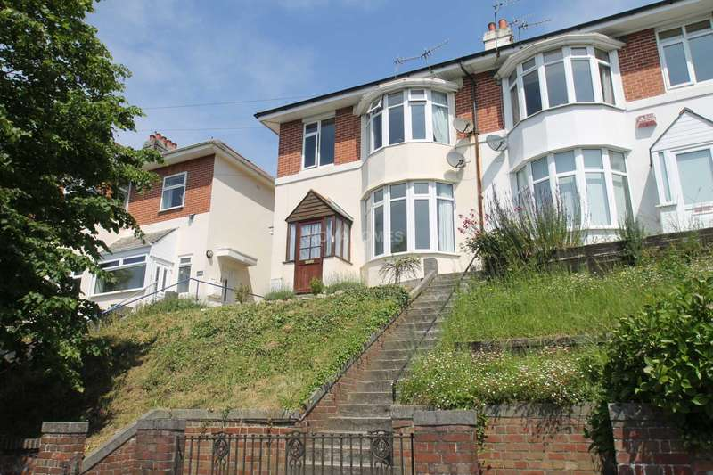 1 Bedroom Flat for sale in Old Laira Road, Laira