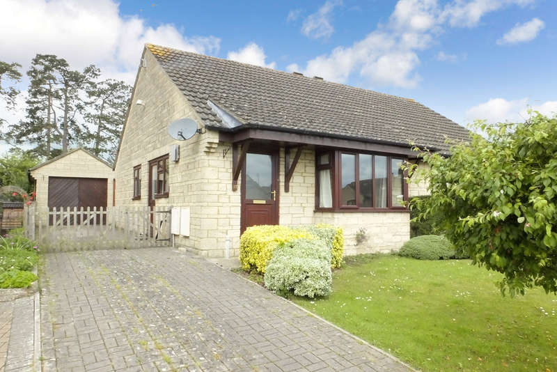 2 Bedrooms Semi Detached Bungalow for sale in Malmesbury