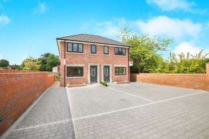 4 Bedrooms Semi Detached House for sale in Sherratt Close, Congleton, Cheshire