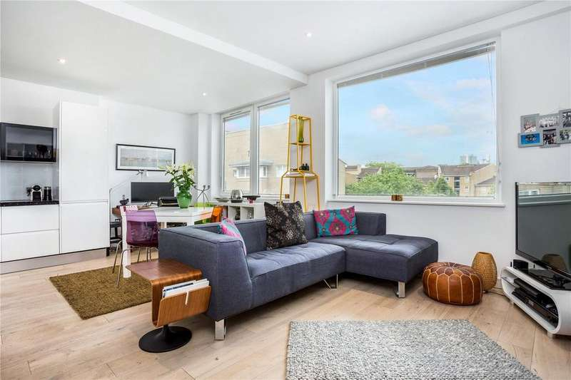 2 Bedrooms Flat for sale in Regent Nine Apartments, 28-36 Orsman Road, Haggerston, Hoxton, London, N1