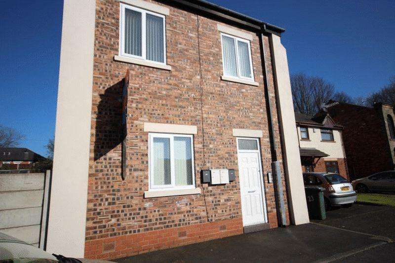 4 Bedrooms Apartment Flat for sale in Hornby Street, Heywood, OL10 1AA