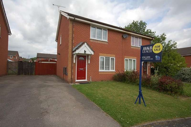 2 Bedrooms Semi Detached House for sale in Yorkshire Gardens, St. Helens