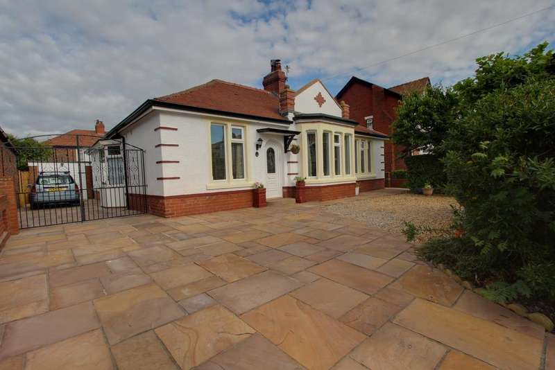 3 Bedrooms Detached Bungalow for sale in HENLEY AVENUE, CLEVELEYS FY5