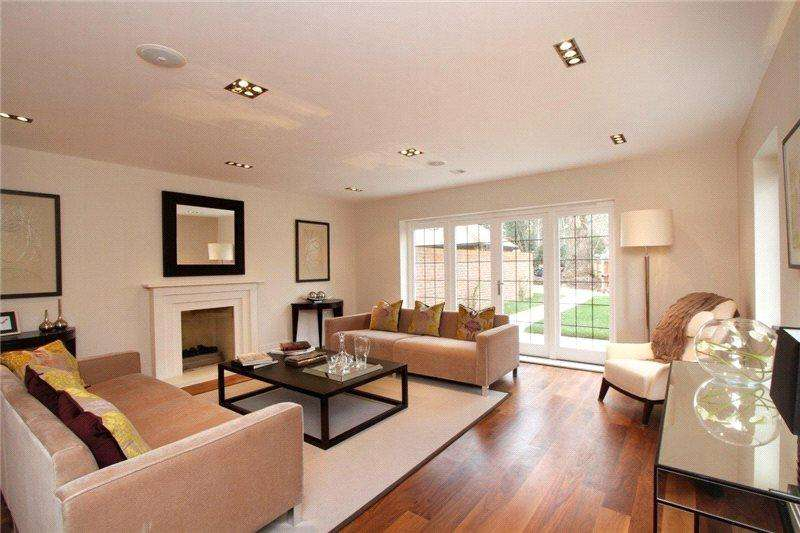 4 Bedrooms Semi Detached House for rent in St. Aubyns Avenue, Wimbledon Village, London, SW19