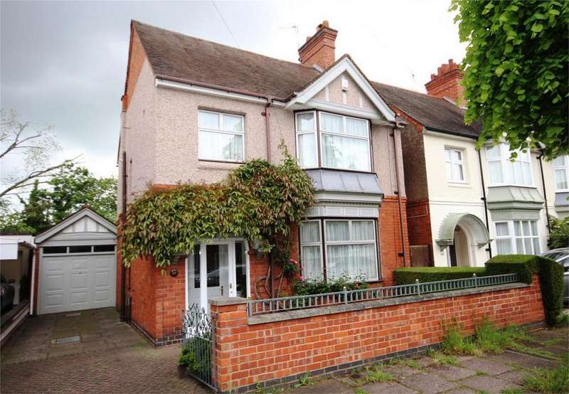 3 Bedrooms Detached House for sale in Manor Park Road, Nuneaton, NUNEATON, Warwickshire