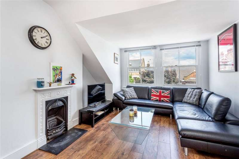 1 Bedroom Flat for sale in Geraldine Road, London, SW18