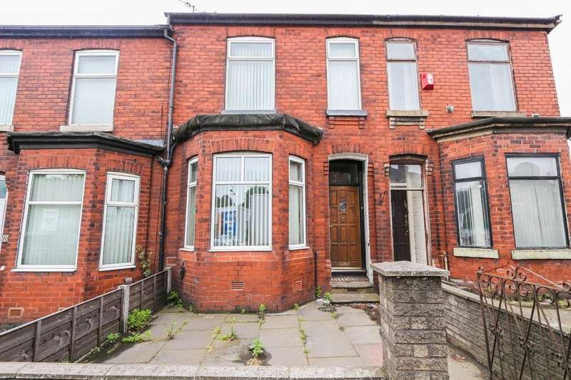 2 Bedrooms Terraced House for sale in 787 Liverpool Road, Eccles, Manchester