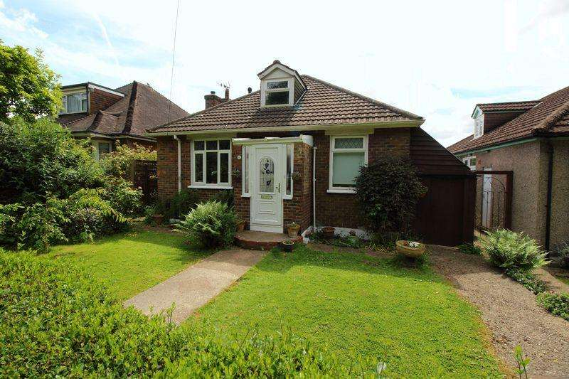 3 Bedrooms Detached Bungalow for sale in ON THE BORDERS OF CATERHAM CHALDON