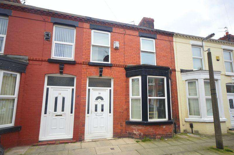 2 Bedrooms Terraced House for sale in Talton Road, Wavertree