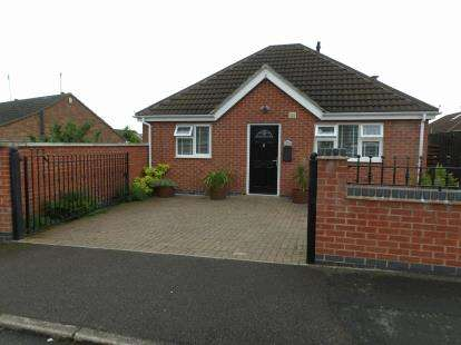 2 Bedrooms Bungalow for sale in Alexandra Street, Thurmaston, Leicester, Leicestershire