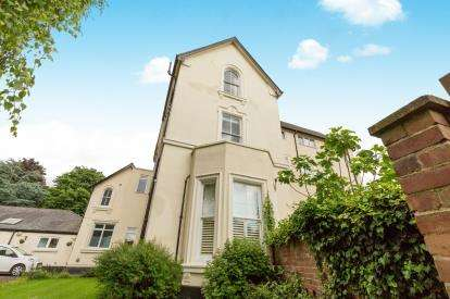 1 Bedroom Flat for sale in Pelham Crescent, The Park, Nottingham