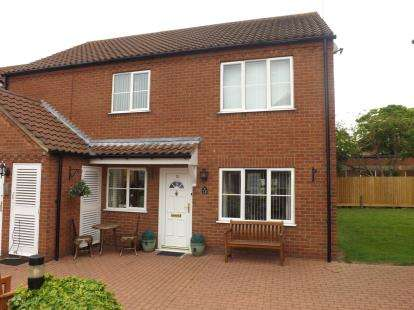 2 Bedrooms Semi Detached House for sale in Sutton Court, Skegness, Lincolnshire
