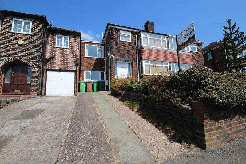 3 Bedrooms Semi Detached House for sale in Grimshaw Lane, Middleton, Manchester M24 2BR