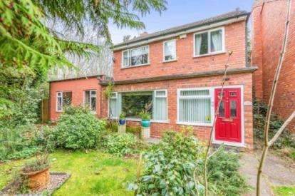 4 Bedrooms Detached House for sale in Rowney Croft, Birmingham, West Midlands