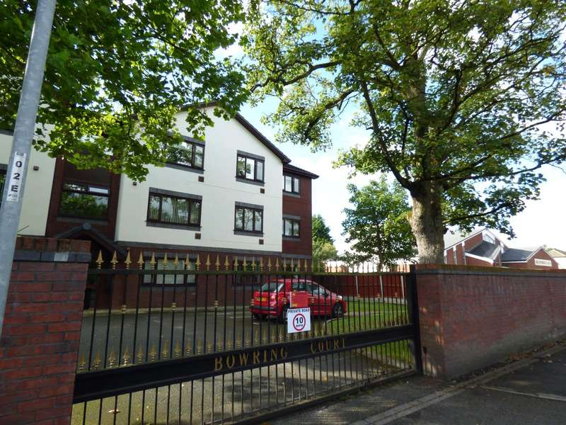 2 Bedrooms Apartment Flat for sale in Bowring Court, Roby Road, Bowring Park, Liverpool, L14