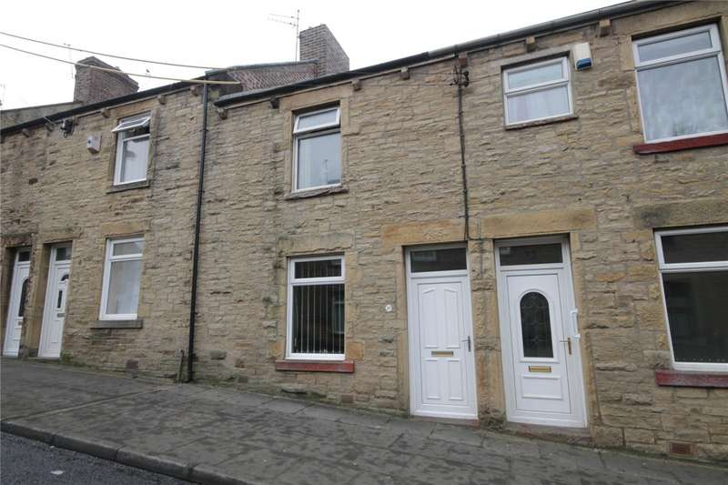 2 Bedrooms Terraced House for sale in Park Road, Consett, County Durham, DH8