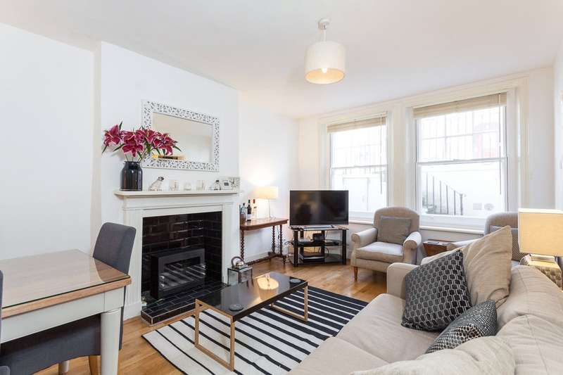 3 Bedrooms Maisonette Flat for sale in Crookham Road, Parsons Green, Fulham, London, SW6