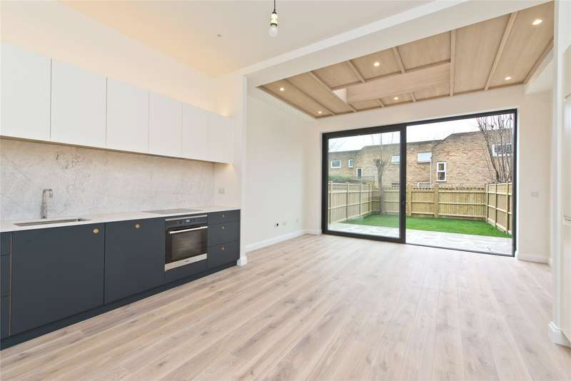 3 Bedrooms Terraced House for sale in Faraday Road, Wimbledon, London, SW19