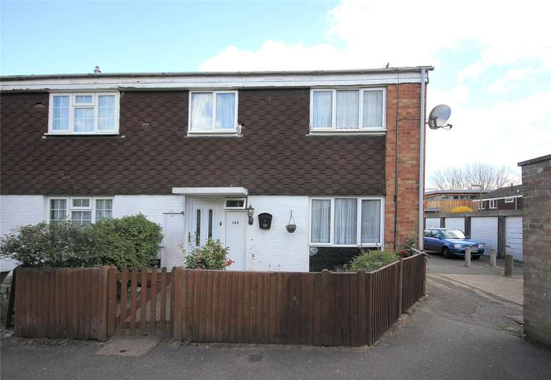 3 Bedrooms End Of Terrace House for sale in Brookfield, Woking, Surrey, GU21
