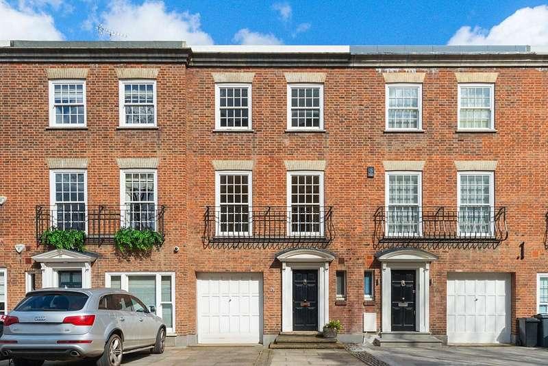 4 Bedrooms Terraced House for sale in Park Walk, London, SW10
