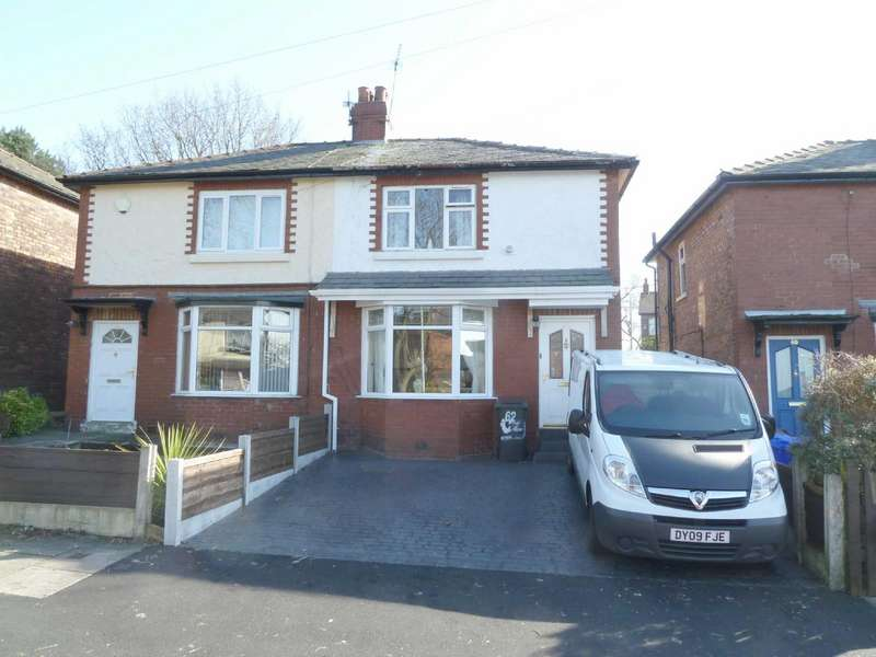 2 Bedrooms Semi Detached House for sale in Kenworthy Avenue, Ashton-Under-Lyne, Lancashire, OL6