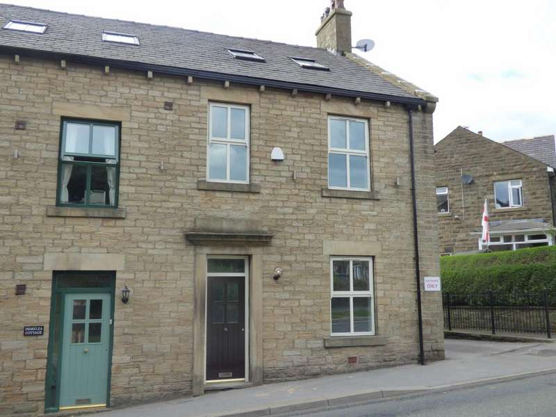 3 Bedrooms End Of Terrace House for sale in Plot 6 The Old Co-Op Buildings, 7C Old Co-Op, Ripponden Road, Denshaw, Oldham, OL3