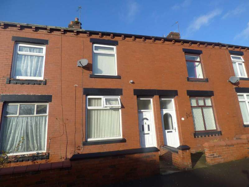2 Bedrooms Terraced House for sale in Brewerton Road, Clarksfield, Oldham, OL4