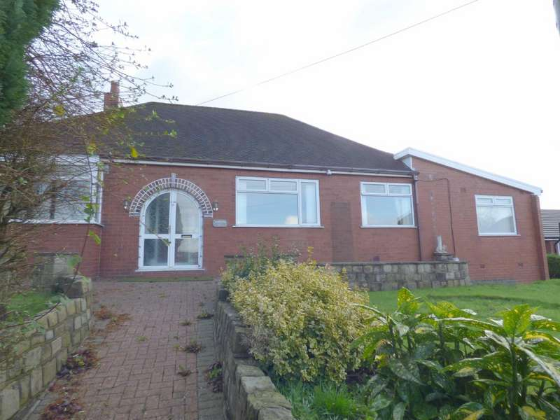 4 Bedrooms Detached Bungalow for sale in Ferneyfield Road, Chadderton, Oldham, OL9