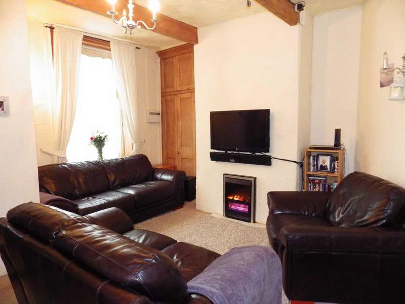 3 Bedrooms End Of Terrace House for sale in Schofield Road, Rawtenstall, Rossendale, Lancashire, BB4