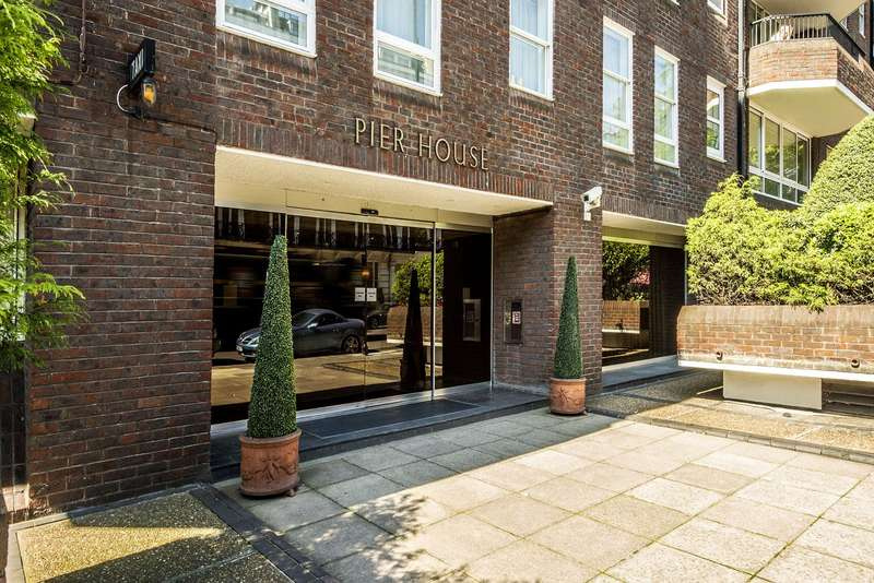 2 Bedrooms Flat for sale in Pier House, 31 Cheyne Walk, Chelsea, London, SW3