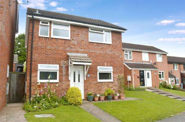 3 Bedrooms Detached House for sale in Blackdown View, Norton Fitzwarren, Taunton, Somerset