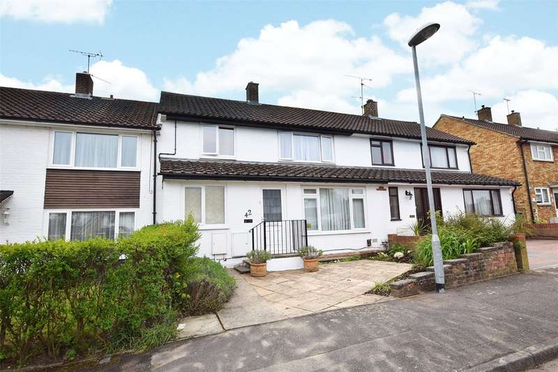 3 Bedrooms Terraced House for sale in Merryhill Road, Bracknell, Berkshire, RG42
