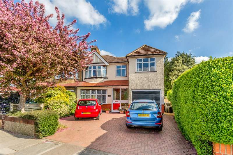 4 Bedrooms Semi Detached House for sale in Parsonage Lane, Enfield, EN2