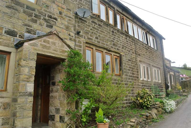 1 Bedroom Terraced House for sale in Crib Lane, Dobcross, SADDLEWORTH, Greater Manchester, OL3