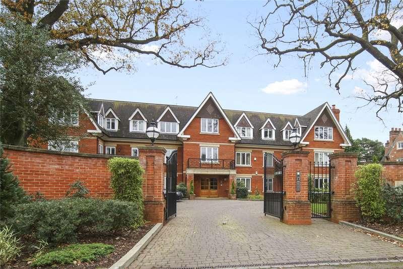 2 Bedrooms House for sale in Carrigshaun, Old Avenue, Weybridge, Surrey, KT13