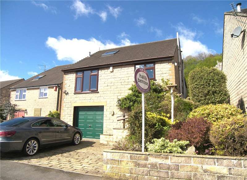 4 Bedrooms Detached House for sale in Amber Hill, Crich, Matlock, Derbyshire, DE4