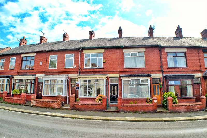 2 Bedrooms Terraced House for sale in Carlton Road, Ashton-under-lyne, Lancashire, OL6