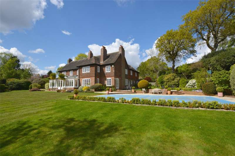 7 Bedrooms Detached House for sale in Armstrong Road, Brockenhurst, Hampshire, SO42