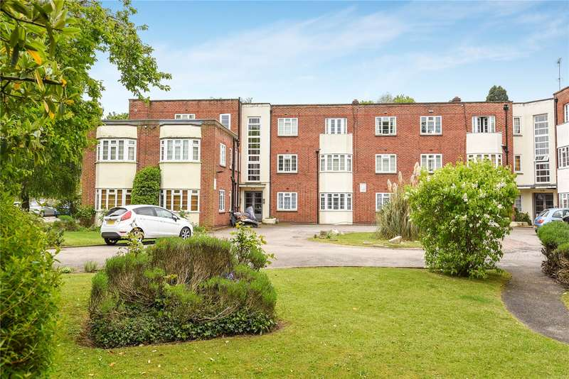 1 Bedroom Apartment Flat for sale in Berkeley Court, Coley Avenue, Reading, Berkshire, RG1