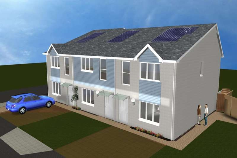 3 Bedrooms Property for sale in Tamar Way, Plymouth, PL5