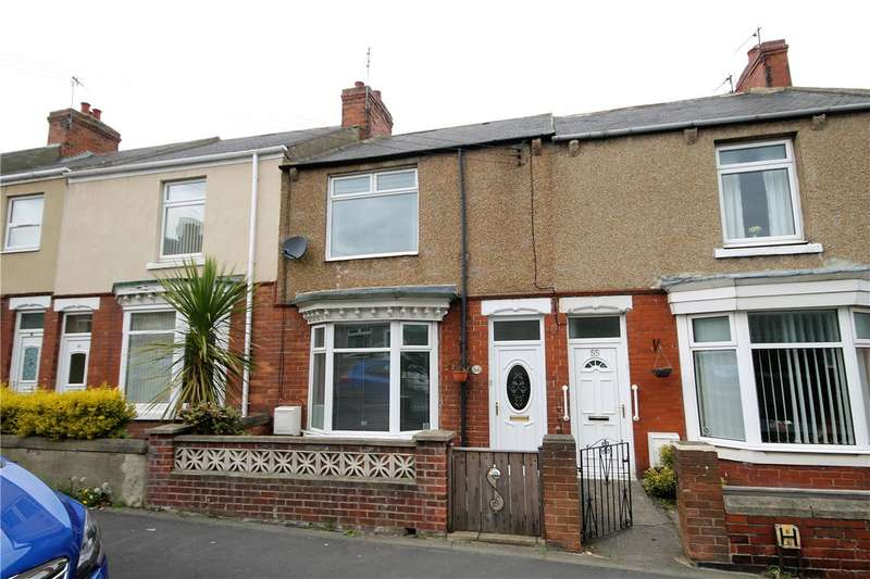 2 Bedrooms Terraced House for sale in Plawsworth Road, Sacriston, Chester le Street, DH7