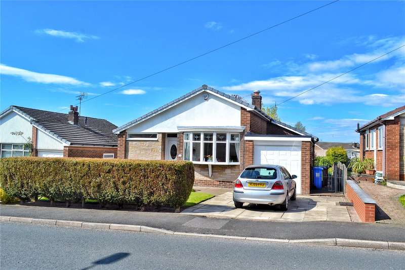 3 Bedrooms Detached Bungalow for sale in Fir Tree Lane, Dukinfield, Cheshire, SK16