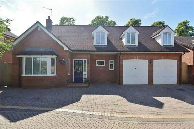4 Bedrooms Detached House for sale in 70a Peakes Road, Etchinghill, Rugeley, Staffordshire